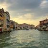 Canal Grande Sunset