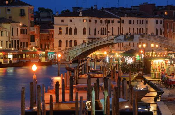 Canal of Santa Croce