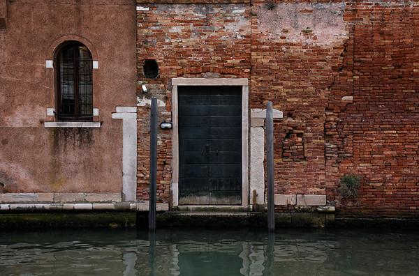 A Canal Door