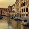 Golden Canal of Venice