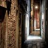 Venetian Alley Night