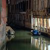 Dark Canal Alley