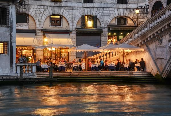 A Rialto Restaurant
