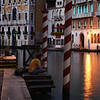 Resting by Canal Grande