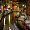 Canal Bend Night