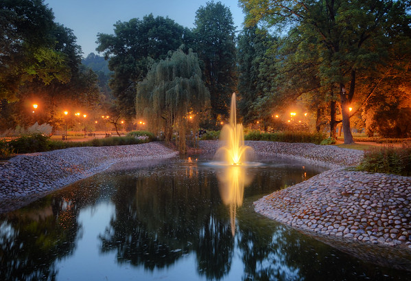 Bernardine Fountain Park
