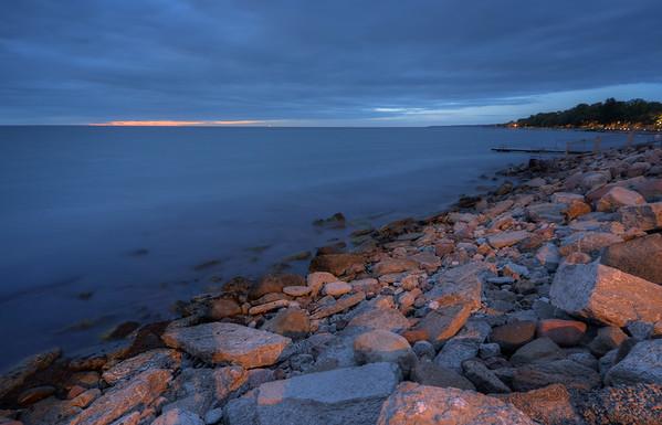 Visby Ocean Dusk XI