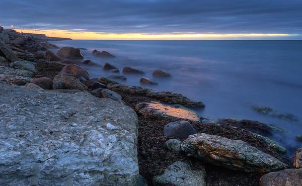 Visby Ocean Dusk VII