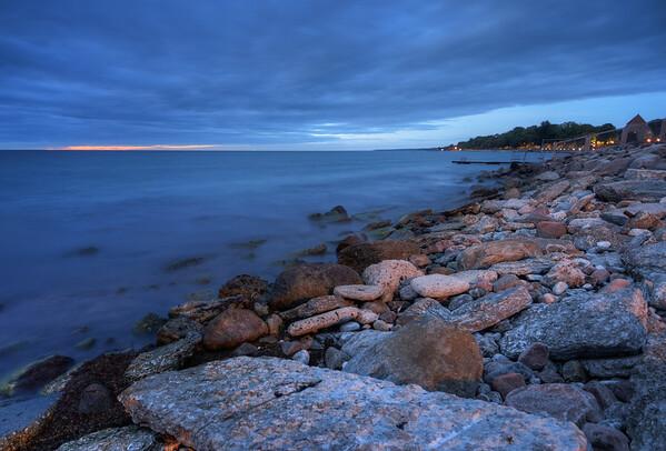 Visby Ocean Dusk IX