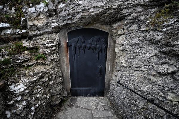 A Cave Entrance