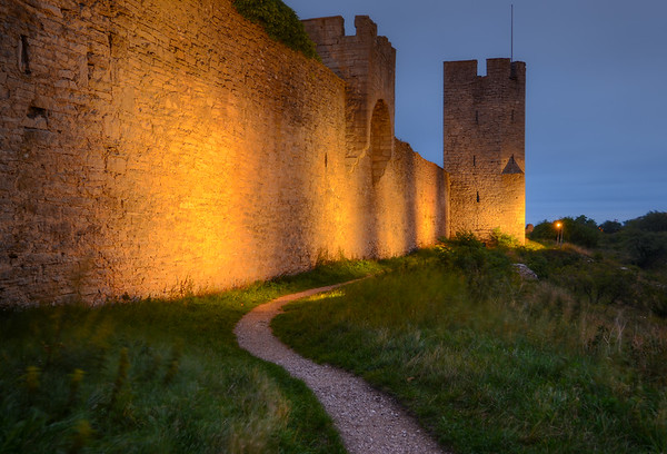 The Wall of Visby II