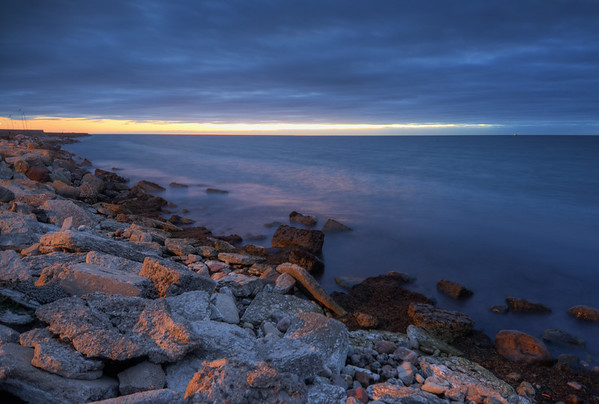 Visby Ocean Dusk X