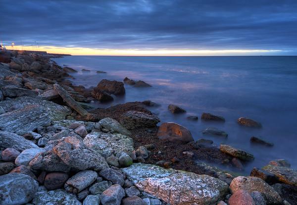Visby Ocean Dusk VIII
