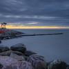 Visby Ocean Dusk I