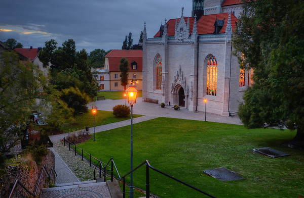 Visby Cathedral Park IV