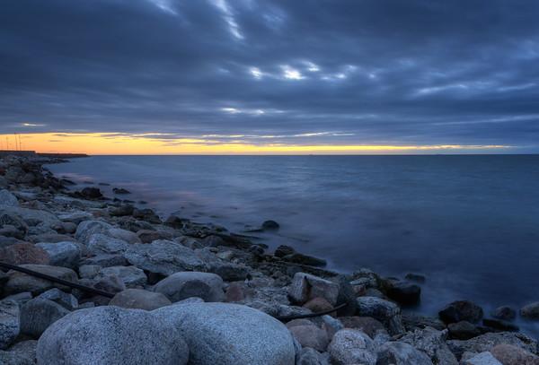 Visby Ocean Dusk III