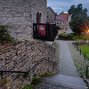 Visby Cathedral Park I