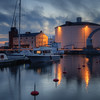 Visby Harbor Blues I