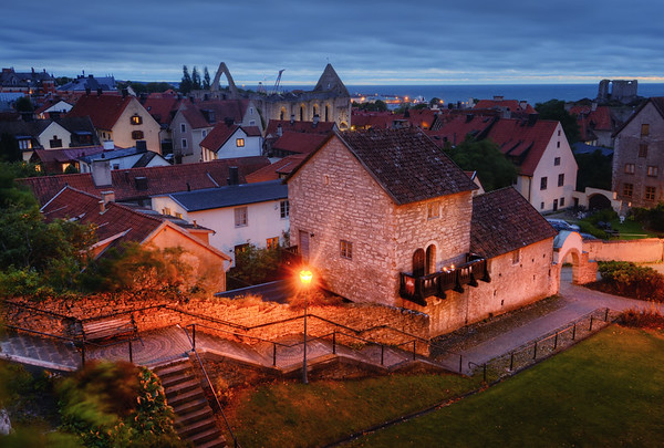 Town of Visby I