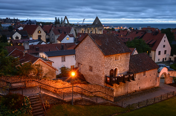 Town of Visby II