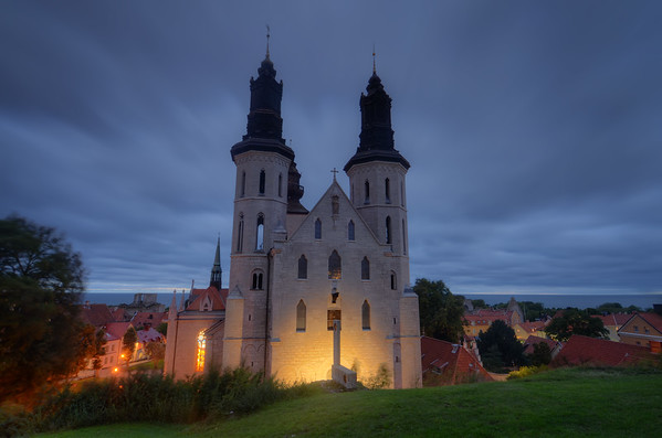 Visby Cathedral I