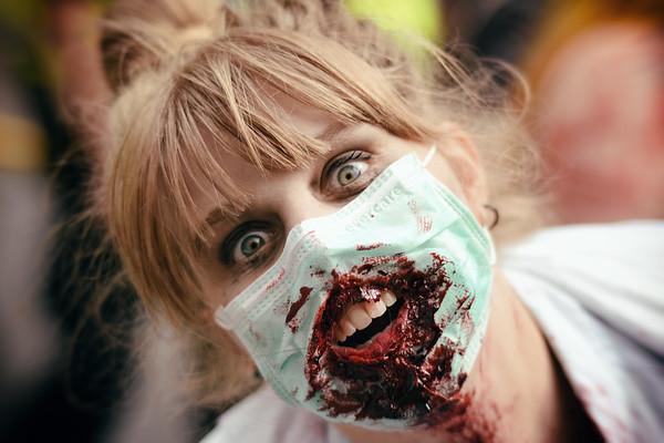 A Nurse of Death