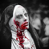 A Tormented Nun