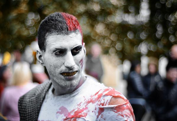 A Fashionable Zombie