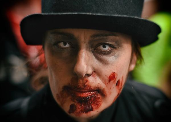 Black Hat Zombie