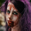 Purple Hair Zombie