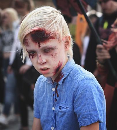 A Zombie Kid