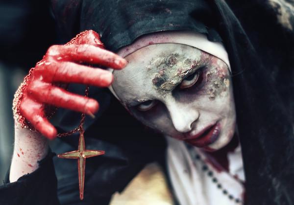 Kind Zombie Nun