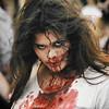A Zombie Brunette