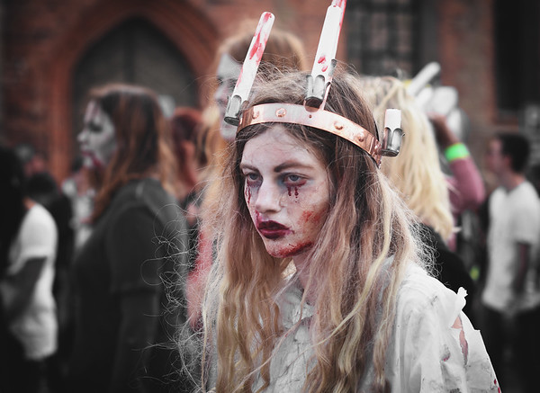 A Lucia Zombie