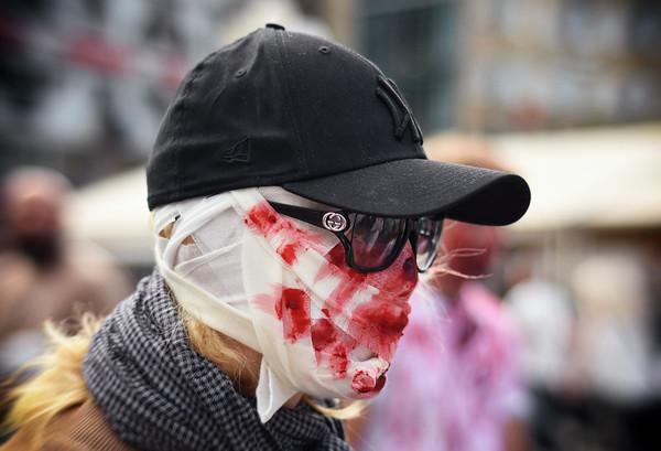 In Bloody Gauze