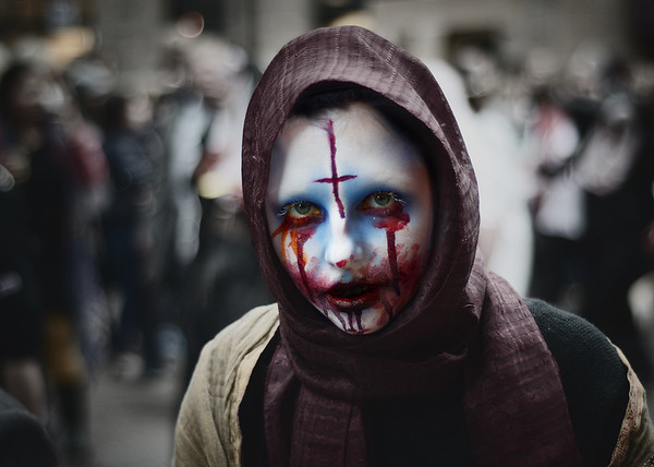 Satanist Ghoul