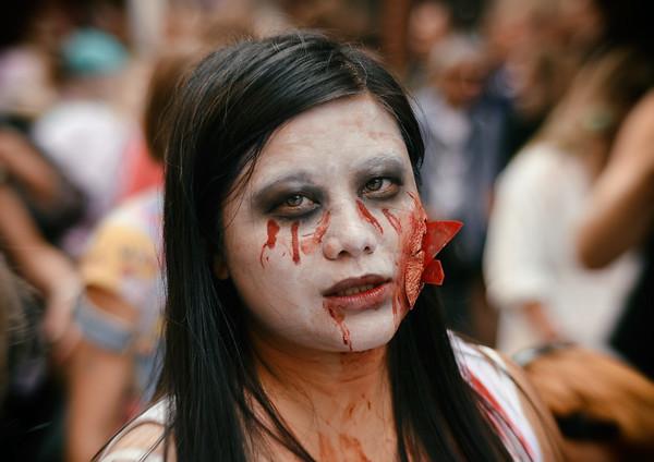 A Shard Zombie