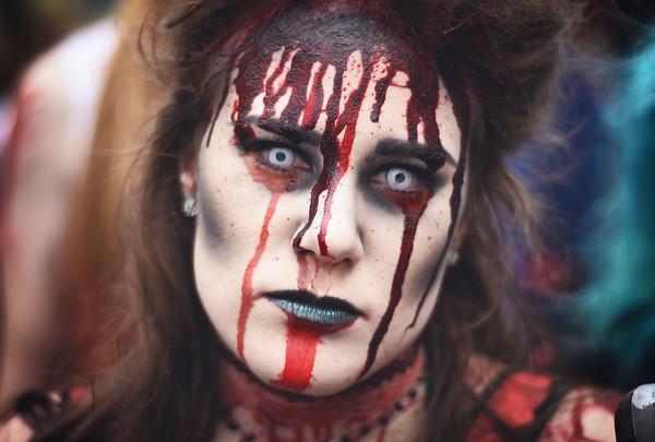 White Eye Zombie