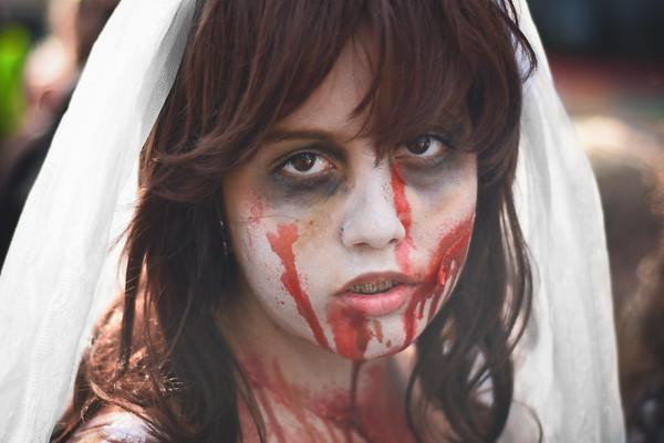 A Zombie Bride