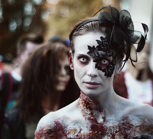A Goth Zombie