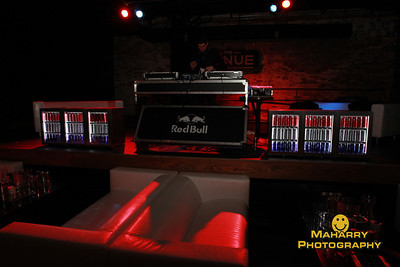 The Venue - Red Bull Launch 2/1/2013