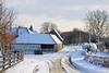 18th Dec 09:  Shottesbrooke Farm