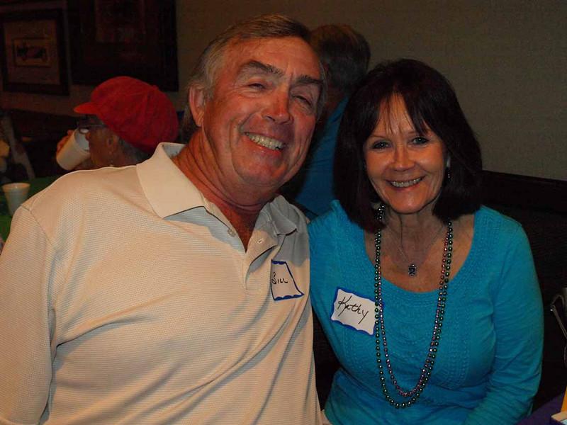Bill Farley and Kathy Farquhar