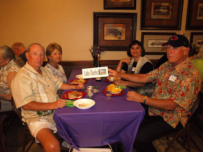 Lake Charles Table Guests