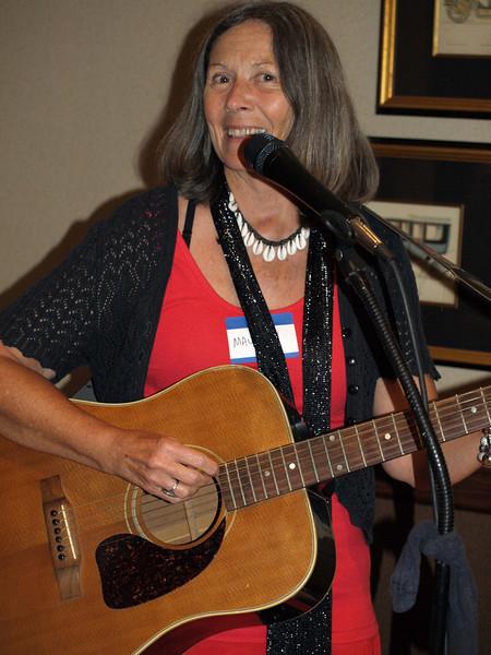 183 Maureen Kilroy - Guitar Player for Gulfport Swamp Opera