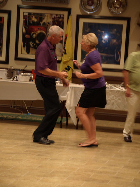 141 Bob & Barbara at the CZ club Potluck Dance