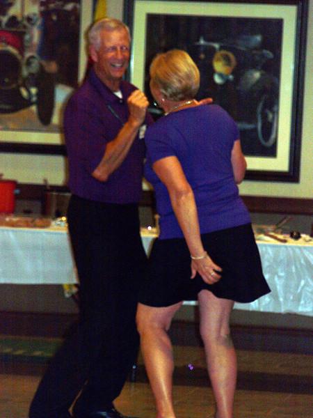142 Bob & Barbara at the CZ club Potluck Dance