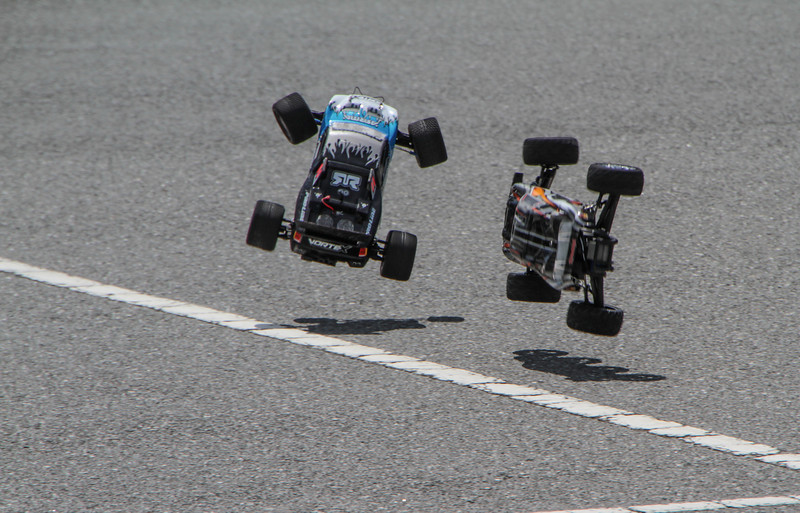 This is car racing not a flying club, right???????