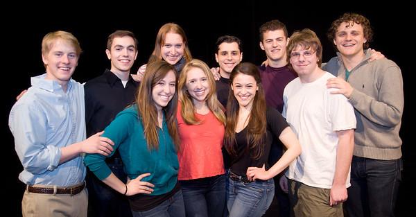 Waa Mu 2012 Cast
