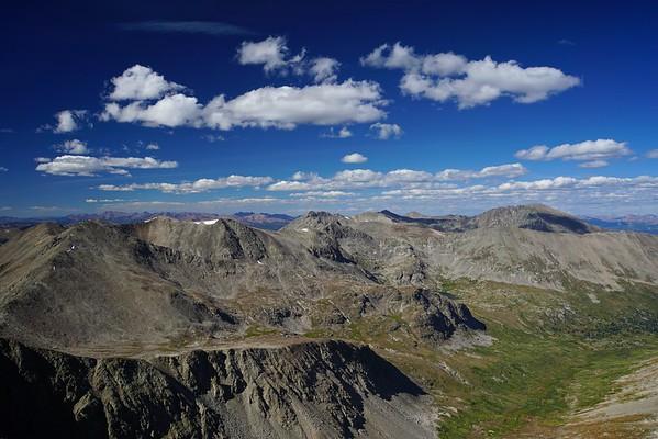 Mt. Democrat Summit View - 14,148'